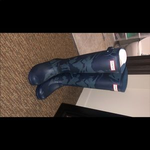 Brand New Disney Hunter Boots